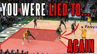 The Truth About 90s Defense In The NBA and Why It is Easier To Score In Today's League