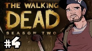 SNEAKY CLEM - The Walking Dead Season 2 Episode 1 ALL THAT REMAINS Walkthrough Ep.4