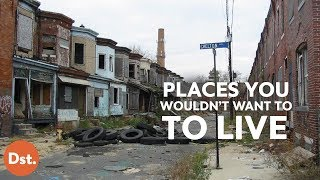 12 of the Worst Places to Live in the U.S.