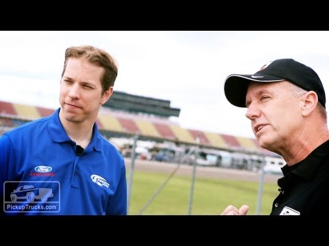 2014 F-150 Tremor and Brad Keselowski: One Driver, One Truck