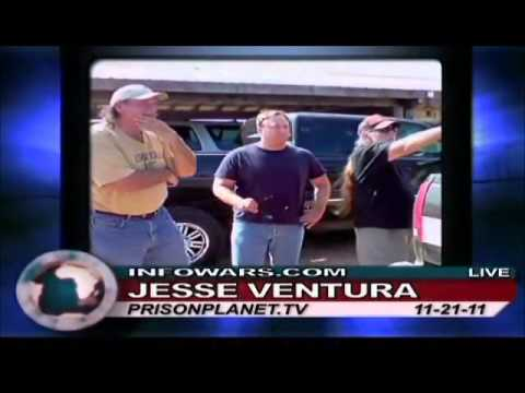 Jesse Ventura talks about the David Icke incident