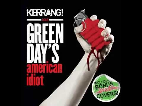 "5 Seconds of Summer - ""AMERICAN IDIOT"" (Green Day cover) - Kerrang! ""5SOS American Idiot Cover"""