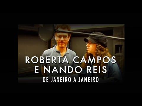 Roberta Campos e Nando Reis - De Janeiro a Janeiro
