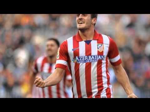 Malaga 0 - 1 Atletico Madrid