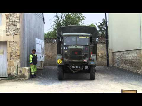 D-Day Academy, Military Vehicles, Annie's D-Day Blog, Normandy Tourist Board