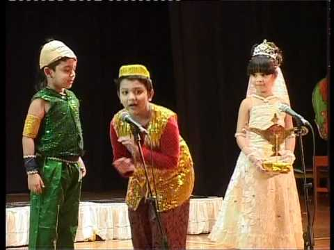 Cinderella Drama in Bambino (UKG)