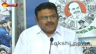 Ambati Rambabu lashes out at Chandrababu's rule in 2015