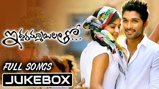 Iddarammayilatho Full Songs Jukebox Allu Arjun, Amala