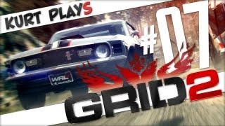 Kurt Plays GRID 2 - E07 - Bad Boy of Touge