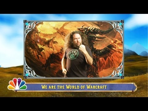"""We Are The World Of Warcraft"" (Jimmy Fallon)"