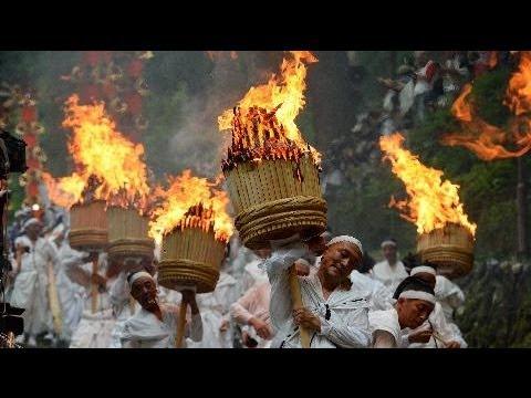 那智の火祭り 和歌山