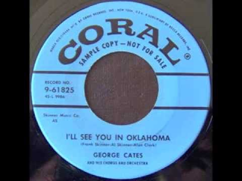 I'll See You in Oklahoma - George Cates, 1957