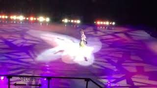 Frozen on Disney on ice