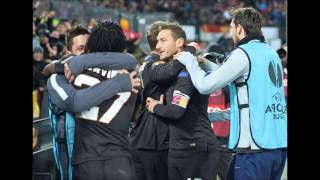 Feyenoord-Roma 1-2 - 26/2/2015 (Roma Radio)