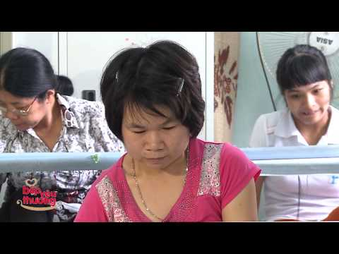 Tập 30 - Bếp Yêu Thương 2014 - Bệnh viện phục hồi chức năng Làng Hòa Bình, Hà Nội