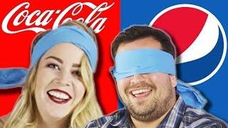Pepsi Vs. Coke Blind Taste Test