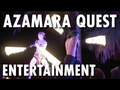 Azamara Quest Review: Entertainment & AzAmazing Evenings ~ Azamara Club Cruises ~ Cruise Ship Review