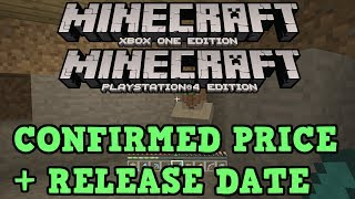 Minecraft Xbox One PS4 Edition: Price + Release Date CONFIRMED