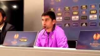 Fiorentina, la rifinitura prima del PAOK e le parole di Montella e Pizarro