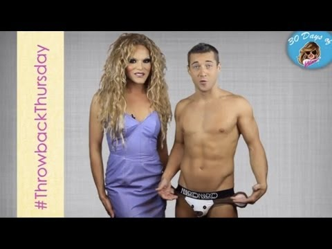 RuPaul's Drag Race's Willam Belli - 30 Days of Willam: 9/19 #ThrowbackThursday - LogoTV