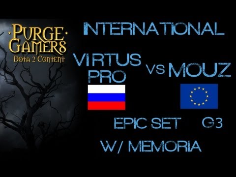 Virtus.Pro vs Mouz g3 International Qualis w/ WhatIsHip