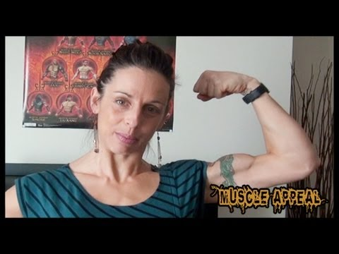 Flexing Muscles Is Motivating