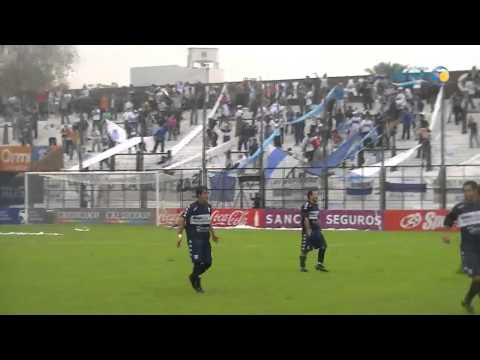 Gimnasia (Entre Rios) 3 - CADU 0