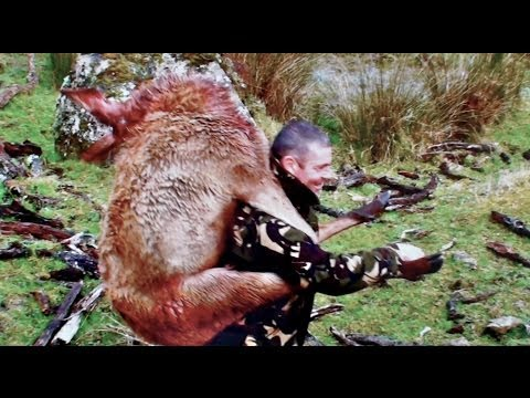 Hunting Red deer in New Zealand part 57