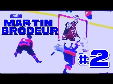 Martin Brodeur Best Saves #2 | HD |