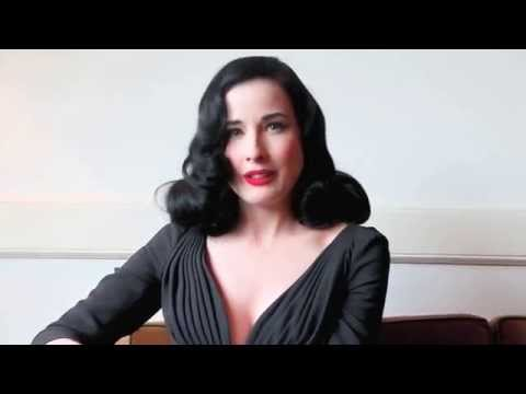 Dita Von Teese on the Art of Seduction