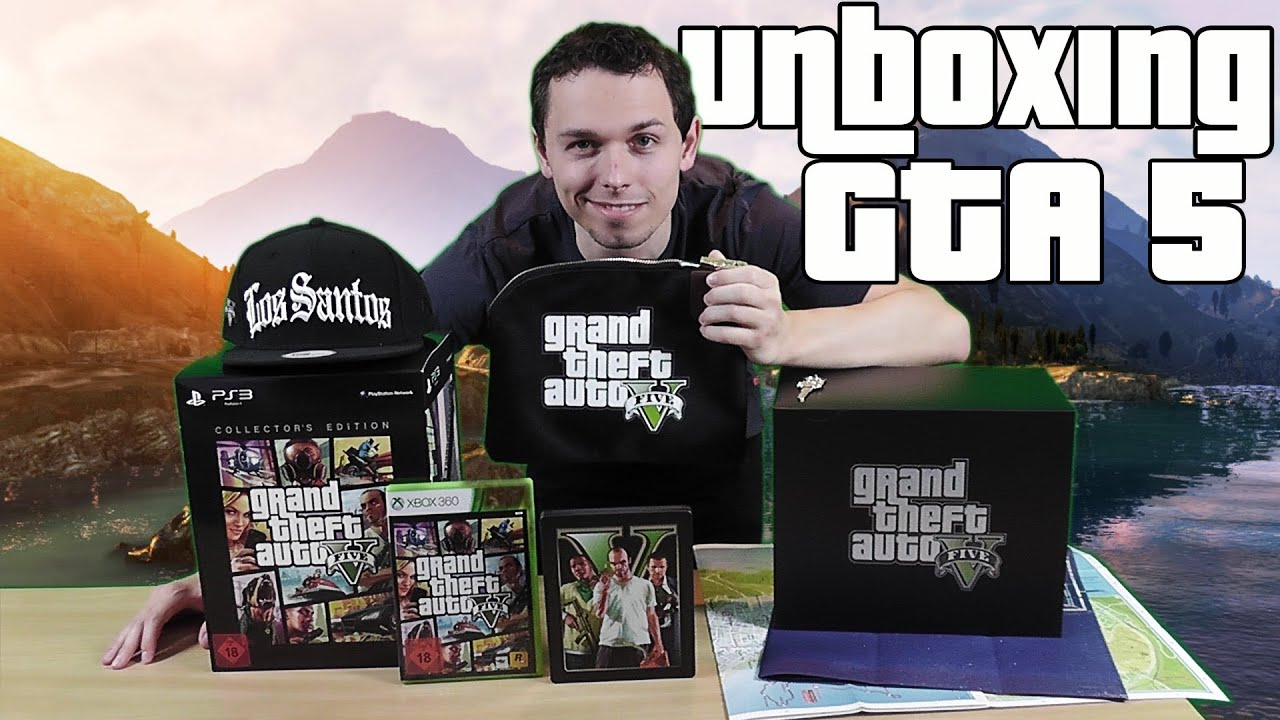 how to get collectors edition gta 5