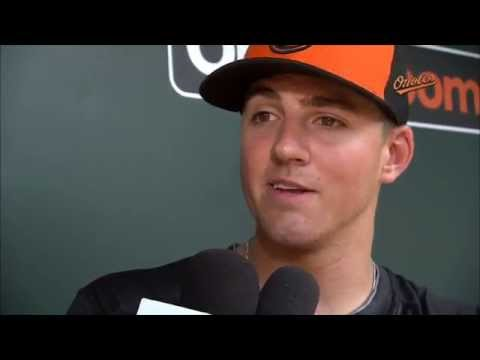 Kevin Gausman shares his excitement about returning to the Orioles