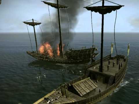 Shogun 2 - Морской бой