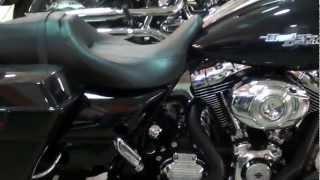 2013 Harley Davidson Street Glide Von Braun Exhaust S&S
