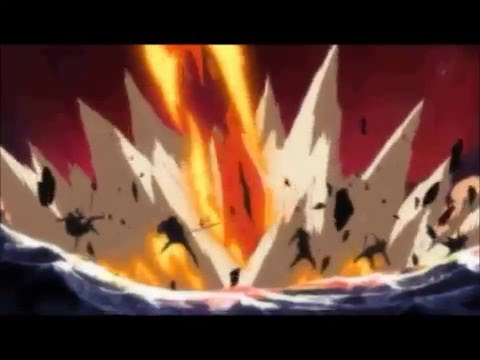 One Piece - Marineford - Salvare Ace (tribute to marineford battle)