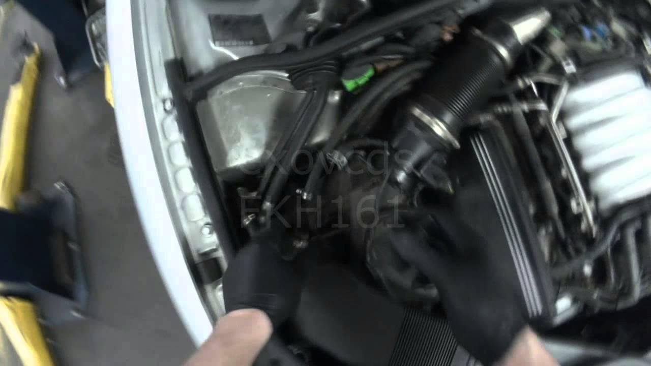 Vw B5 Passat V6 Purge Valve N80 Checking Amp Replacing