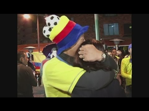 Ecuador and Honduras celebrate World Cup qualification