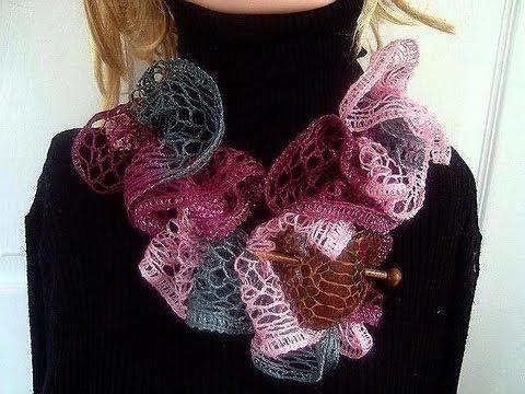 Crochet Sashay Scarves - Erieairfair