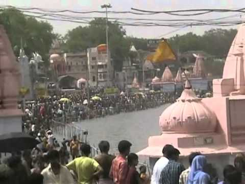 kumbha mela, ujjain, india, 2004