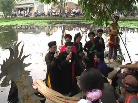 Quan Họ Trên Thuyền 2012 _ Ba Quan