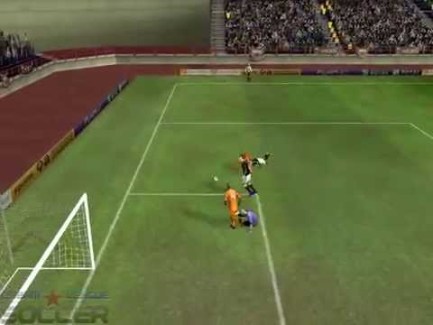iPad Mini: Dream League Soccer | Goal replay