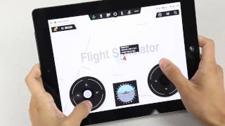 DJI iPad Ground Station Function Demonstration