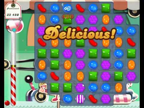 Candy Crush Saga Level 20