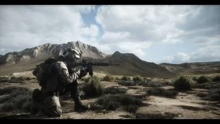 Battlefield 3: E3 Frostbite 2 Features Trailer (E3)