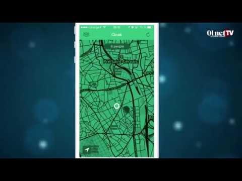 Cloak : découvrez un réseau ANTI-social  (test appli smartphone)
