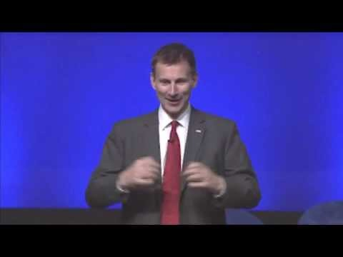 GMC conference 2013: keynote speech by Rt Hon Jeremy Hunt MP