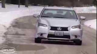 2014 Lexus GS 350 Review