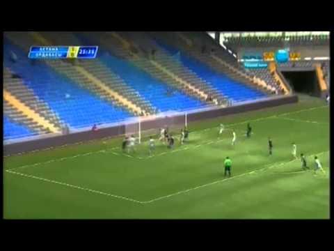 Lokomotiv Astana 1-1 Ordabasy