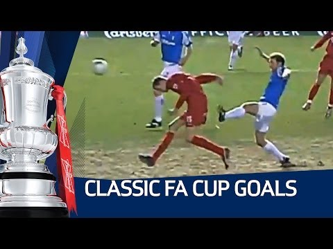 CLASSIC FA CUP SIXTH ROUND GOALS: Liverpool, Chelsea, West Ham and more