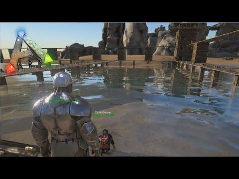 Ark Survival Evolved #13 -  A Volta Para A Casa E Nova Armadura